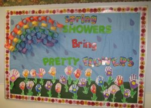 Mother's day themed bulletin board ideas for preschool and kindergarten