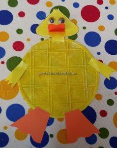 Preschool duck craft ideas