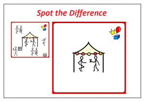 free printable spot the difference worksheet