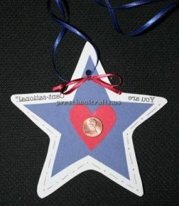 memorial day craft preschooler