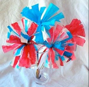 memorial day flower craft ideas kindergarten