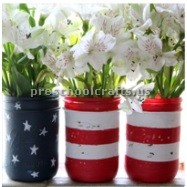 memorial day party craft for preschool