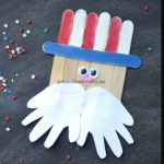 popsicle sticks uncle sam craft ideas to memorial day