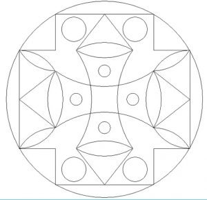 Free Printable Mandala Coloring Pages for Kindergartner