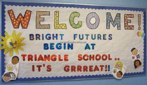 back to school bulletin board ideas for 1'st grade