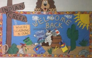 back to school bulletin board ideas for firstgrade