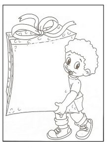 mothers day coloring pages for preschooler