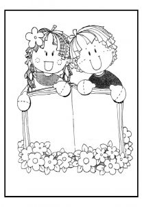 preschool happy mothers day coloring pages