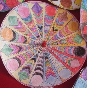 Easy Mandala Art Activities