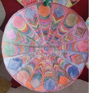 Easy Mandala Art Activities for 1'st grade