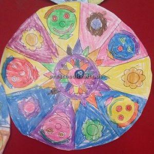 Easy Mandala Art Activities for Preschool