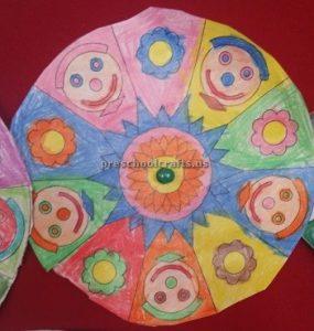 Easy Mandala Art Activities for Preschooler