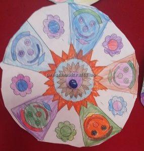 Easy Mandala Art Activities for Preschoolers