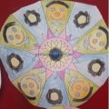 Easy Mandala Art Activities for kindergarteners