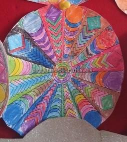 Easy Mandala Art Actvities for kids