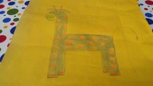 Giraffe craft ideas for preschool and kindergartners