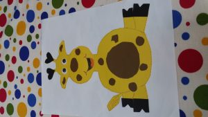 Giraffe craft ideas for toddler