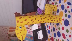 Giraffe craft ideas toilet paper roll