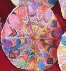 Simple Mandala Art Activities