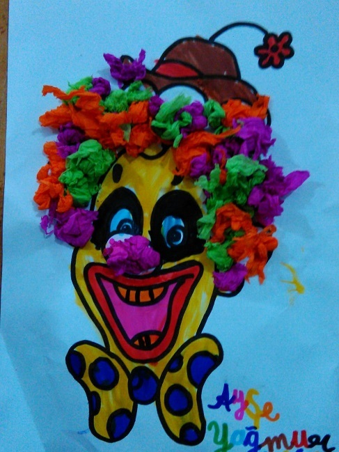 funny-clown-craft-idea-for-kids : paper plate clown craft - pezcame.com