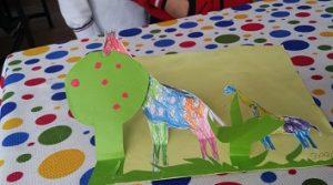 funny giraffe craft ideas for preschoolers