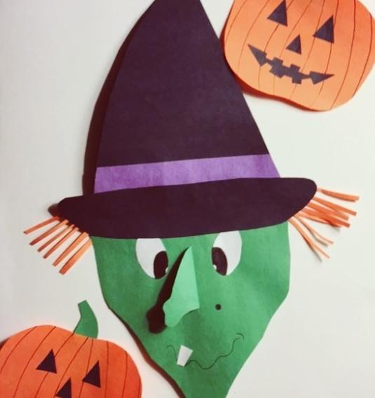 halloween craft ideas preschoolers - Preschool Crafts