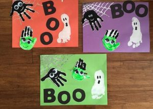 Halloween Crafts for Kids - Preschool and Kindergarten