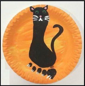 kindergarten halloween craft ideas