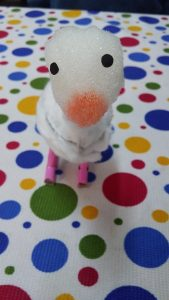 kindergarten stork craft ideas