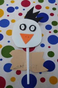 pipette stork craft ideas for preschool and kindergarten