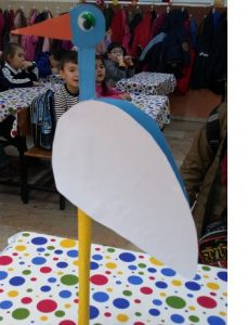 stork craft ideas for kindergarten and preschooler