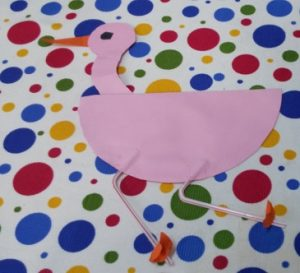 stork craft ideas for kindergartners