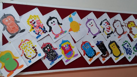 Penguin Bulletin Board Ideas For Preschool And Kindergarten
