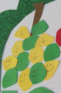 pineapple craft ideas for preschool and kindergarten