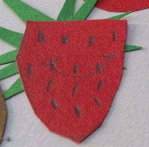 strawberry craft ideas for preschool & kindergarten