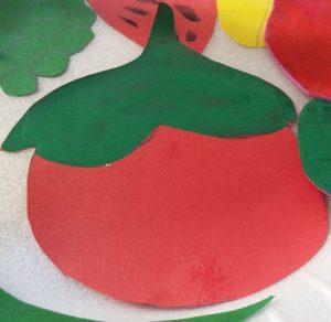 tomato craft ideas for preschool and kindergarten