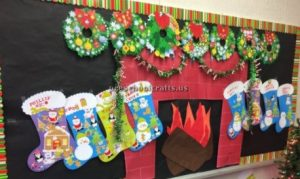 New year bulletin boards ideas for kindergarten
