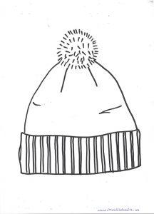 free printable preschool winter easy crafts