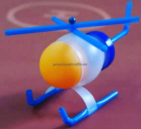 Air Transportation Craft Ideas For Kids