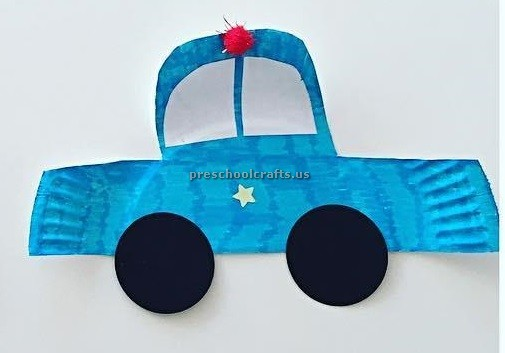 Transportation Crafts For Preschool And Kindergarten Preschool And