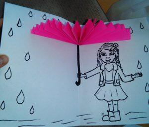 preschoolers autumn crafty