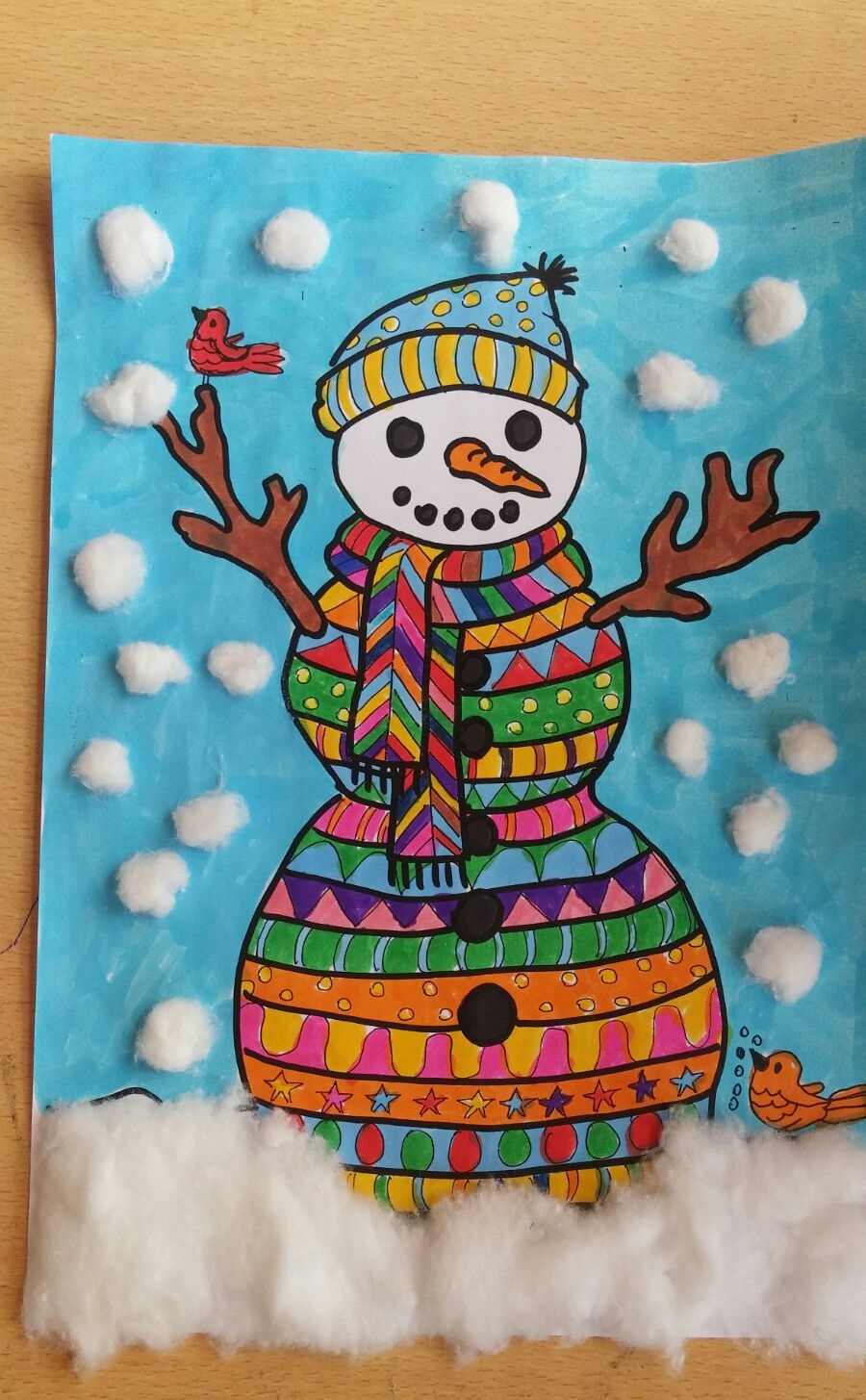 Snowman Winter Craft Ideas For Kids Archives Preschool Crafts