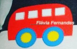 red bus craft ideas for preschool and kindergarten