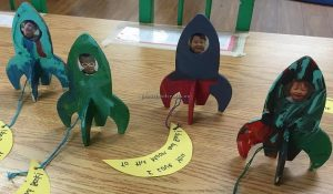 rockets craft ideas for preschool and kindergarten