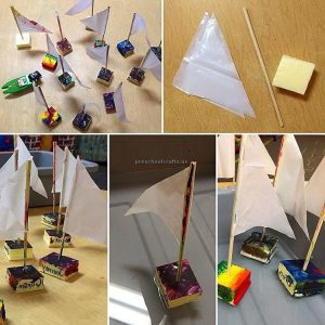 sailing boat crafts