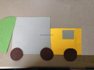 truck craft ideas preschool and kindergarten