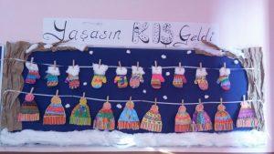 winter bulletin board ideas for preschool