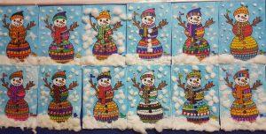 winter snowman bulletin board ideas for preschoolers
