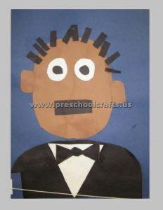 Martin Luther King Craft Ideas for Preschool Kindergarten
