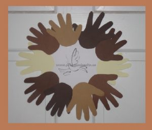 Martin Luther King Day Hand Craft Ideas for Preschool Kindergarten
